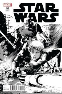 Star Wars: Poe Dameron #7 (Francavilla X-Wing Cover)