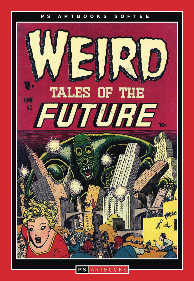 Weird Tales of the Future Vol. 1