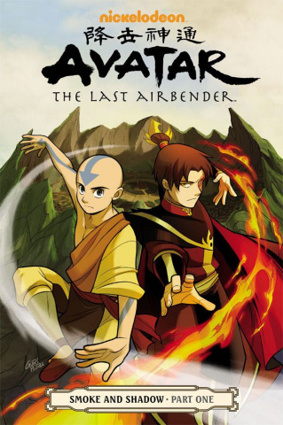 Avatar: The Last Airbender Vol. 10: The Smoke and Shadow, Part 1
