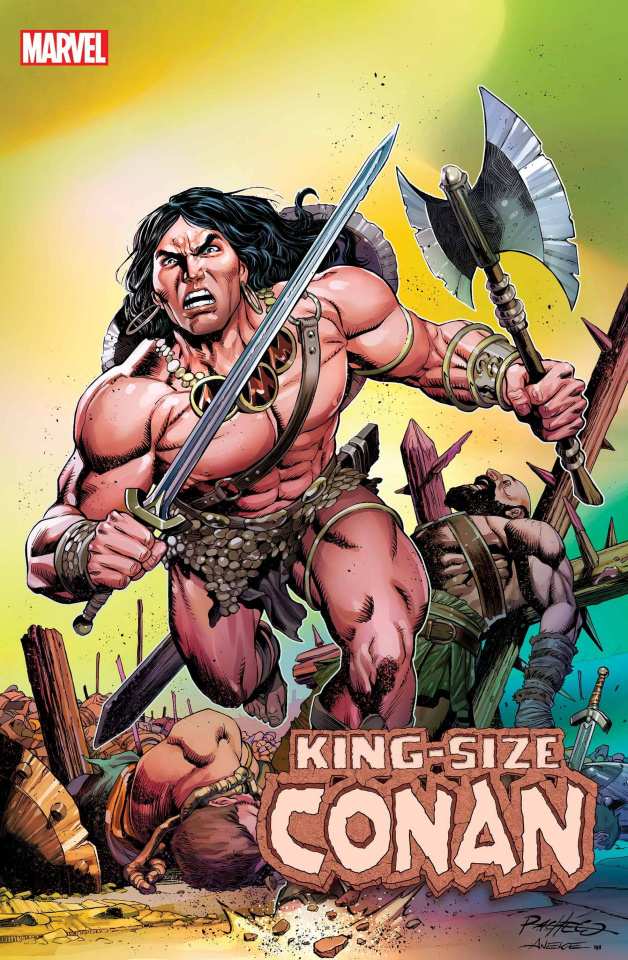 King-Size Conan #1 (Pacheco Cover)