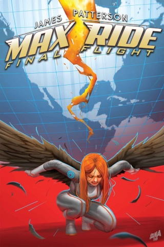 Maximum Ride: Final Flight #4