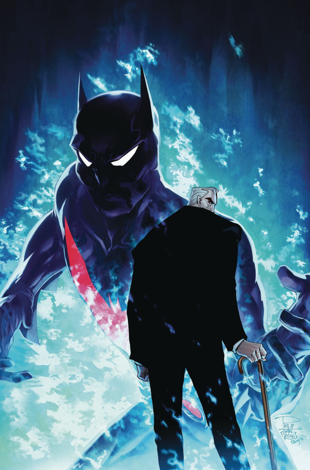 Batman Beyond Vol. 3: Wired For Death