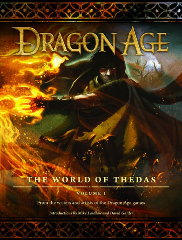 Dragon Age: The World of Thedas Vol. 1
