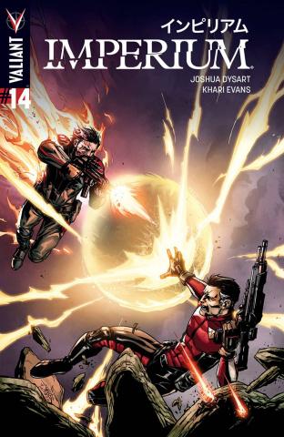 Imperium #14 (Camuncoli Cover)