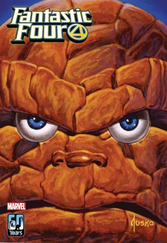 Fantastic Four #37 (Jusko Marvel Masterpieces Cover)