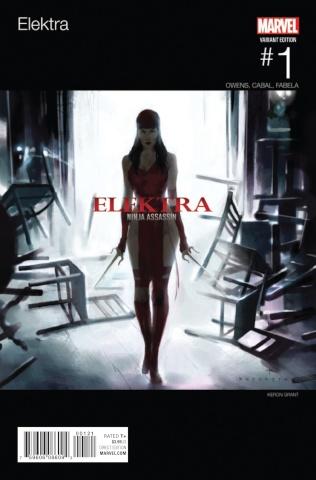 Elektra #1 (Grant Hip Hop Cover)