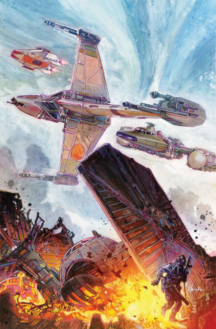 Star Wars: TIE Fighter #4