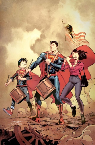 Superman #27 (Variant Cover)