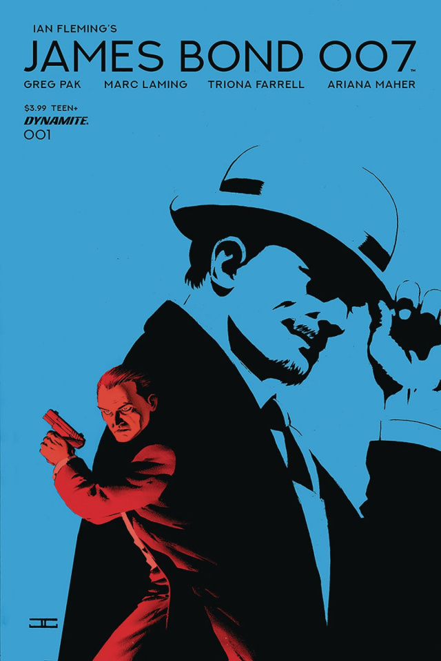 James Bond: 007 #1 (Cassaday Cover)