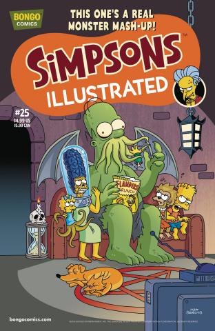 Simpsons Illustrated #25