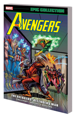 Avengers: Defenders War (Epic Collection)