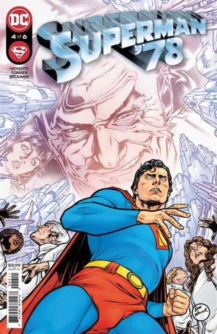 Superman '78 #4 (Brad Walker Cover)