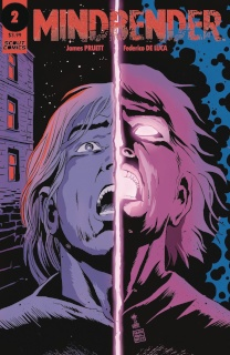 Mindbender #2 (7 Copy Francavilla Cover)