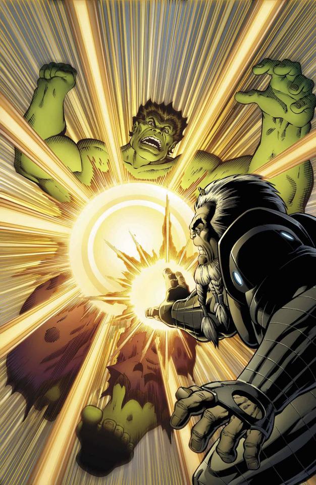 Thanos vs. Hulk #3