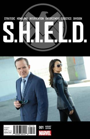 S.H.I.E.L.D. #1 (Photo Cover)
