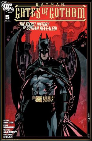 Batman: The Gates of Gotham #5