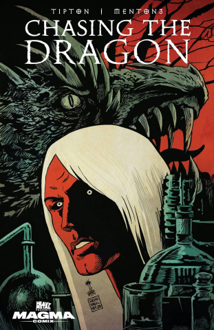 Chasing the Dragon #1 (10 Copy Francavilla Cover)
