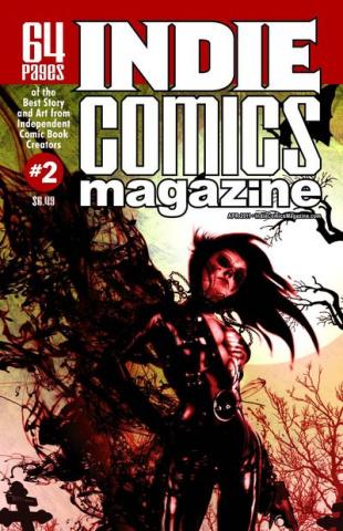 Indie Comics Magazine #2
