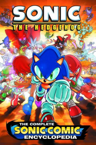 Sonic the Hedgehog: The Complete Comic Encyclopedia