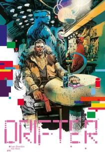 Drifter #11 (Huddleston Cover)