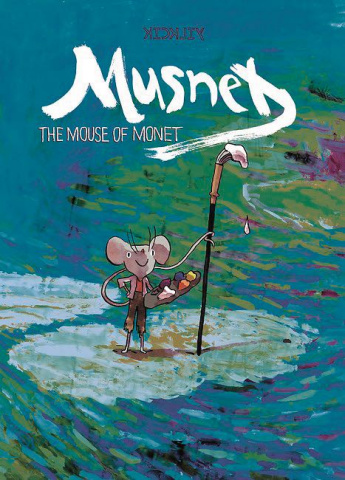 Musnet Vol. 1: The Mouse of Monet