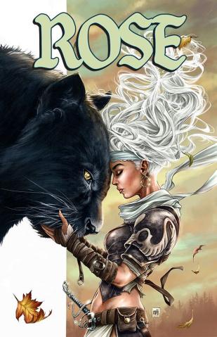 Rose #16 (Krome Cover)