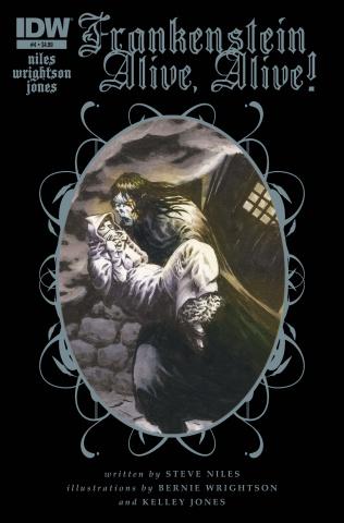 Frankenstein: Alive, Alive! #4