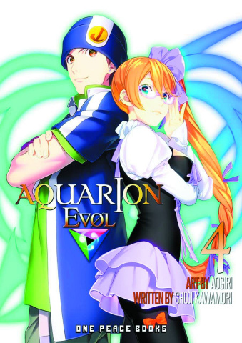 Aquarion: Evol Vol. 4