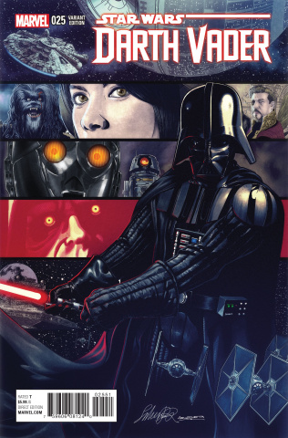 Darth Vader #25 (Larroca Cover)