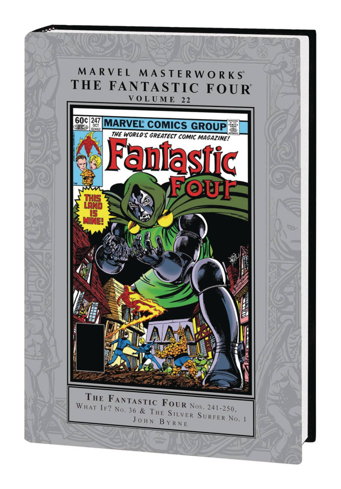 Fantastic Four Vol. 22 (Marvel Masterworks)