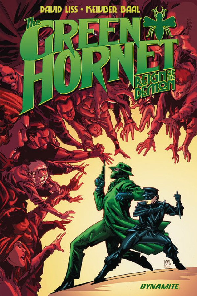 The Green Hornet: Reign of the Demon