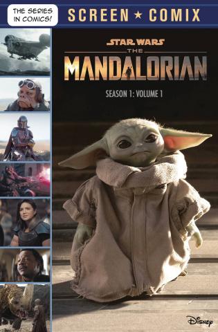 Star Wars: The Mandalorian Vol. 1: Season 1