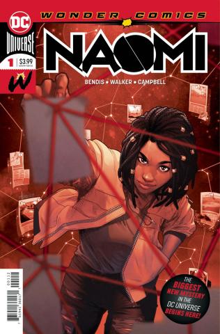 Naomi #1 (2nd Printing)