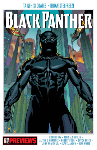 Black Panther: Start Here