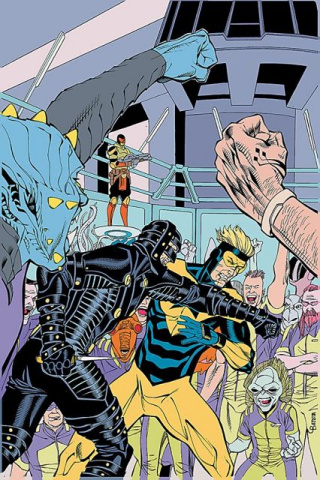 Booster Gold #42