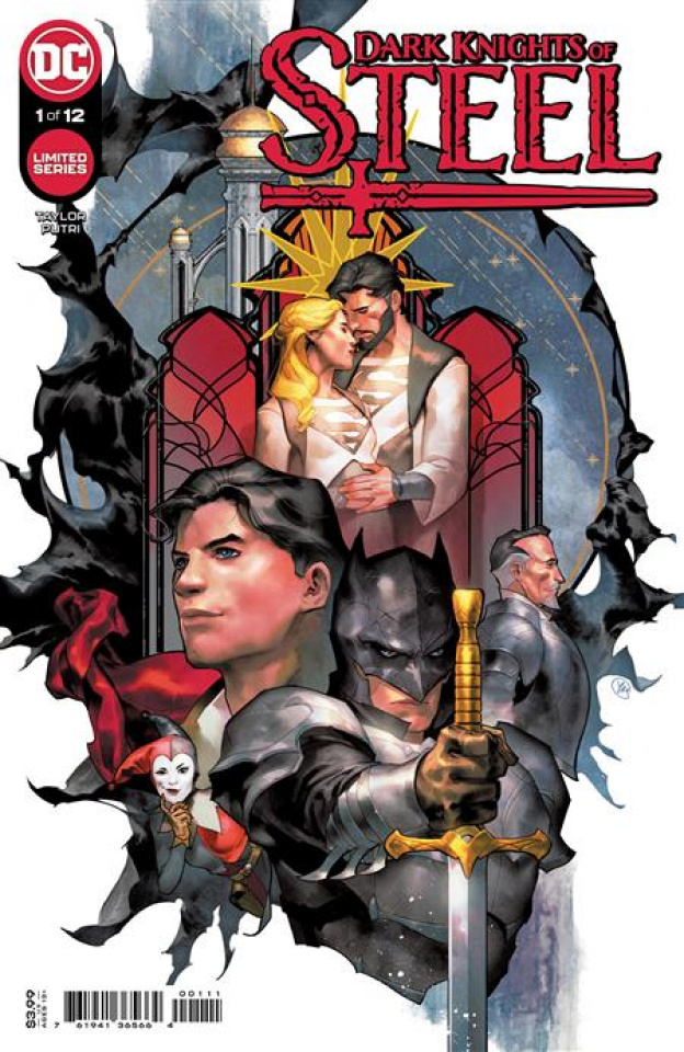 Dark Knights of Steel #1 (Yasmine Putri Cover)