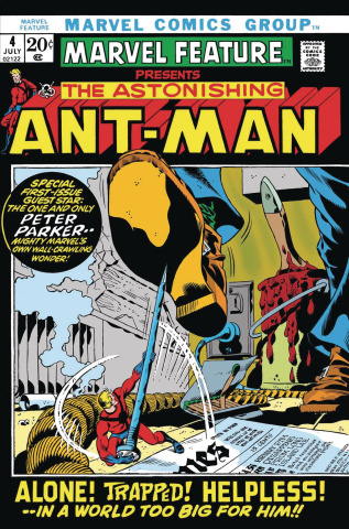 Ant-Man: The Incredible Shrinking Doom #1 (True Believers)