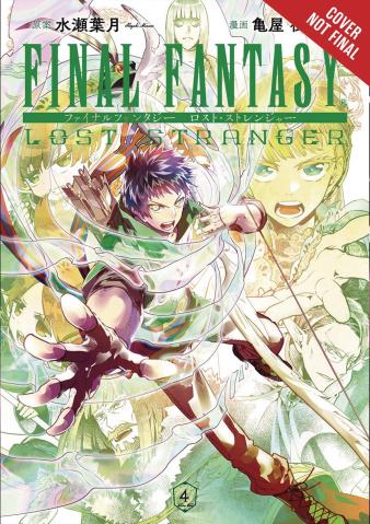 Final Fantasy: Lost Stranger Vol. 4