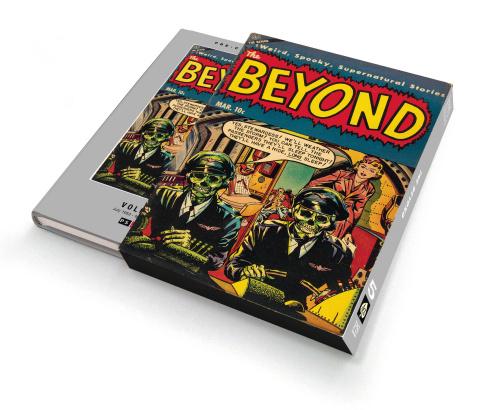 The Beyond Vol. 5 (Slipcase Edition)