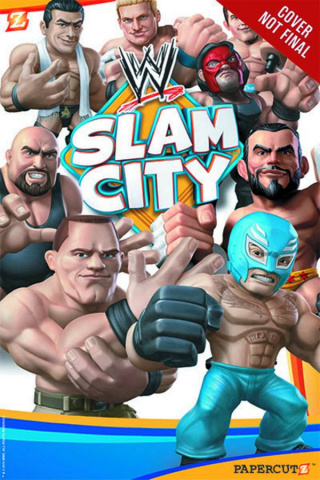 WWE Slam City Vol. 2: El Diablo