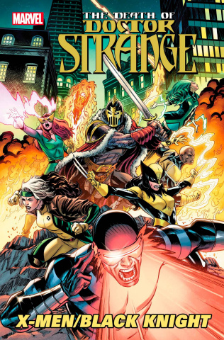 The Death of Doctor Strange: X-Men / Black Knight #1
