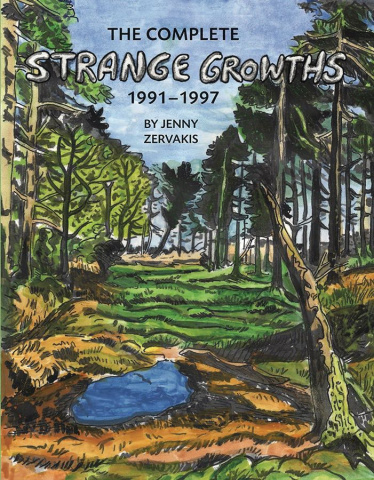 The Complete Strange Growths: 1991-1997