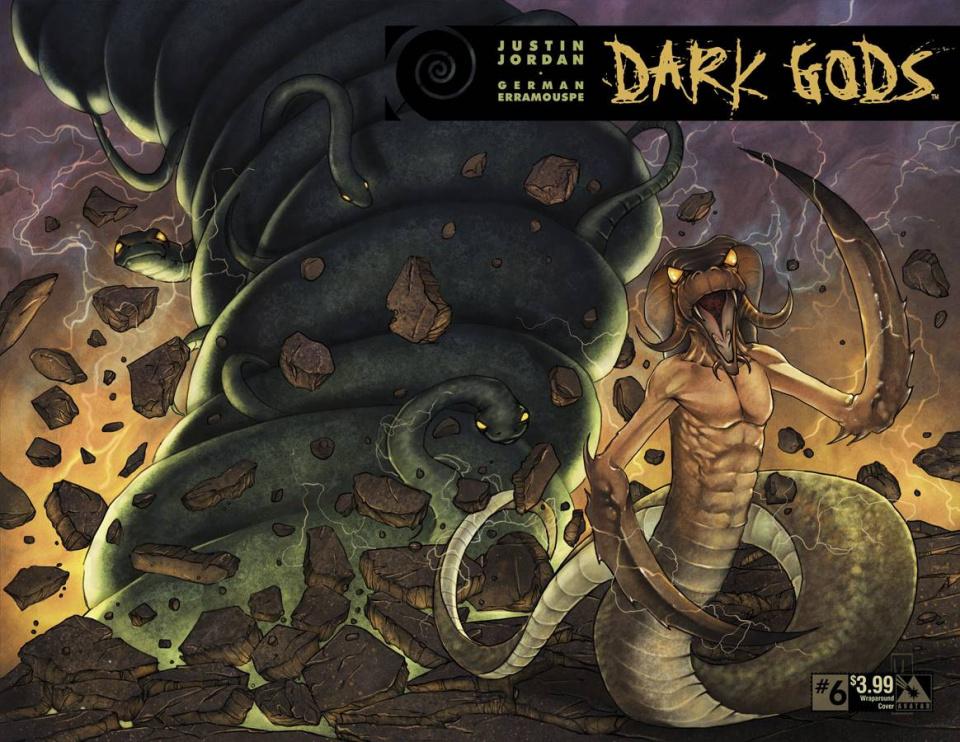 Dark Gods #6 (Wrap Cover)