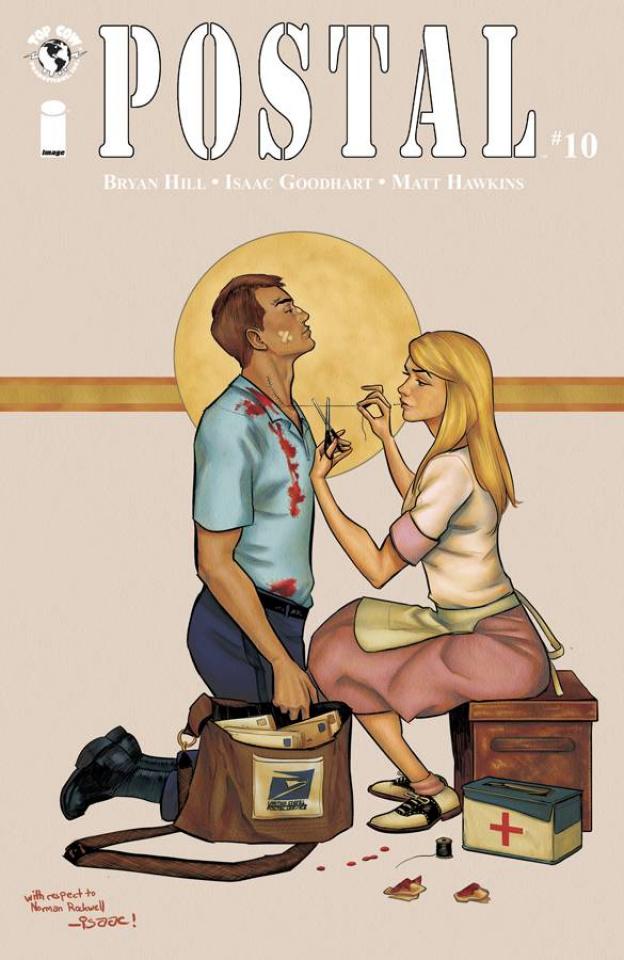 Postal #10 (Goodhart Cover)