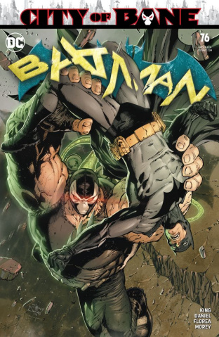 Batman #76 (Dark Gifts Cover)