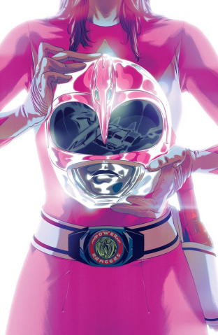 Mighty Morphin' Power Rangers #42 (Foil Montes Cover)