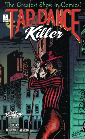 Tap Dance Killer #3 (Punchline Variant A)