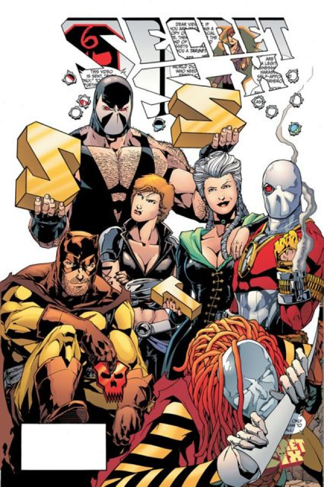 The Secret Six #36