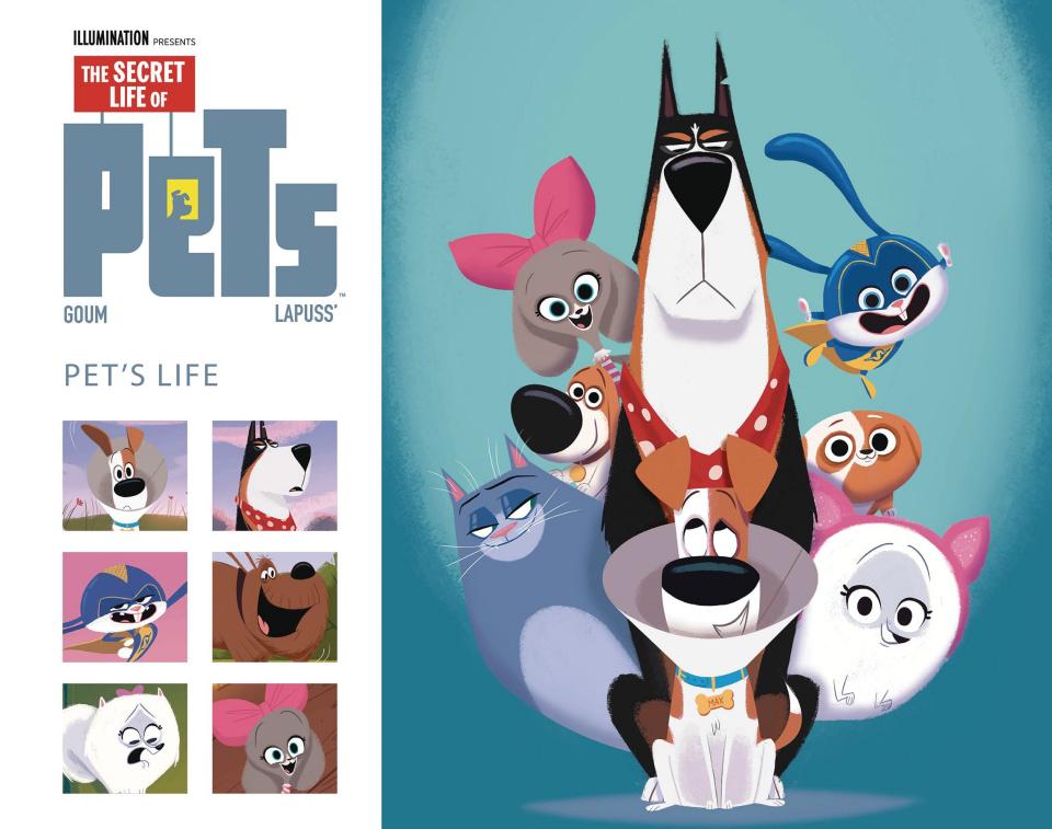 The Secret Life of Pets 2: Pet's Life