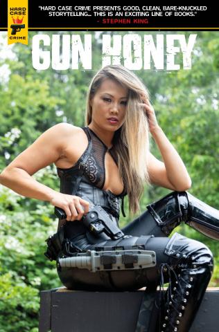 Gun Honey #4 (Photo Cover)